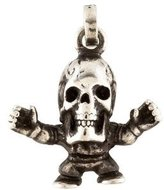 Chrome Hearts Skull Pendant