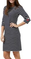 Sugarhill Boutique Bright Double Love Dress, Navy