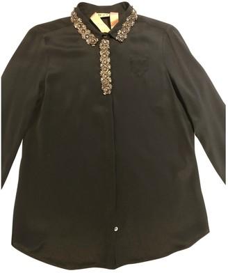 N°21 N21 Black Silk Top for Women