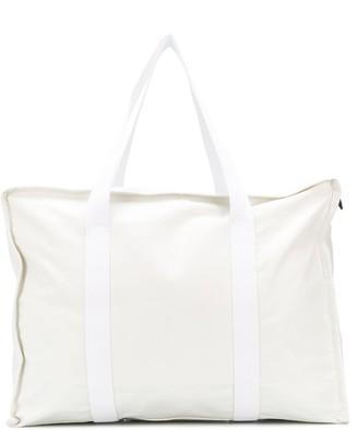 Kassl Editions Contrast Strap Medium Tote Bag