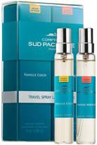Comptoir Sud Pacifique Vanille Abricot & Vanille Coco Travel Spray Layering Duo