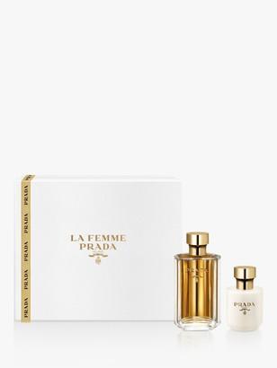 Prada La Femme Eau De Parfum 50ml Fragrance Gift Set