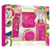 Britney Spears Britney Fantasy Fragranced Hair & Body Set 4 pack