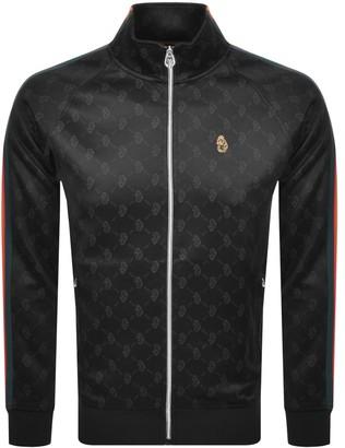 Luke 1977 King Kevin Overprinted Sweatshirt Black