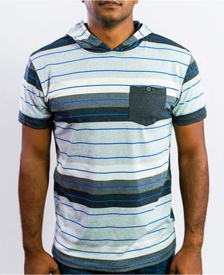 Beautiful Giant Men Casual Comfort Soft Crewneck Hooded T-Shirt