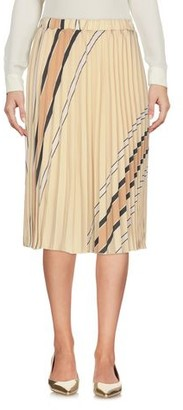 Roberto Collina Knee length skirt
