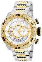 Invicta Men's Speedway Gold-Tone Steel Bracelet & Case Quartz Watch 25480