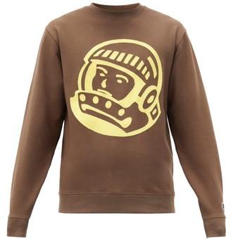 Billionaire Boys Club Astro Embroidered Cotton Sweatshirt - Brown