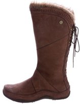 The North Face Janey II Luxe Suede Knee-High Boots