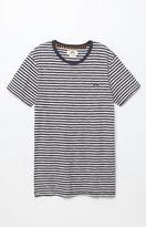 Rusty Militia 2 Striped T-Shirt