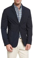 Billy Reid Chino Sport Coat, Navy