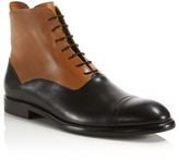 Justin Deakin Billy Two-Tone Boots