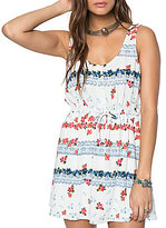 O'Neill Pashina Printed Tank Dress