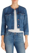 J Brand Women's Catesby Denim Jacket