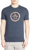 Original Penguin Distressed Logo T-Shirt (Big & Tall)