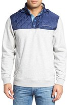 Vineyard Vines Men's Quilted Sweatshirt