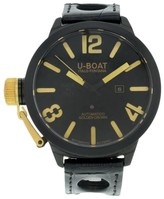 U-Boat Classico 1215 Black Ceramic Automatic Right Handed Mens Watch