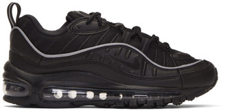Nike Black Air Max 98 Sneakers