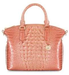 Brahmin Duxbury Melbourne Leather Satchel