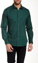 Ganesh Solid Long Sleeve Regular Fit Shirt