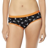 Women's Halloween Cotton Brief - Assorted Colors/Patterns