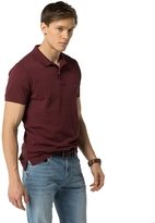 Tommy Hilfiger Slim Fit Contrast Under-Collar Polo
