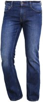 Mustang Bootcut Jeans Dark Blue Denim