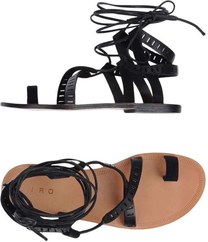 IRO Toe strap sandals - Item 11235056DP