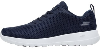 Skechers Womens GOwalk Joy Paradise Trainers Navy/White