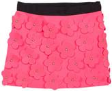 Milly Minis Floral Skirt (Toddler & Little Girls)