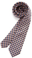 Nordstrom Boy's Plaid Silk Tie