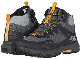 The North Face Ultra Fastpack IV Mid Futurelight (Dark Shadow Grey/Griffin Grey) Men's Shoes