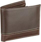 Perry Ellis Men's Sheridan Passcase Wallet