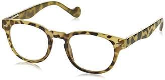 Peepers Unisex-Adult London Bridge 2183100 Round Reading Glasses