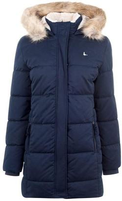 Jack Wills Kentisbury Faux Fur Lined Jacket