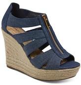 Merona Women's Meredith Wide Width Espadrille Sandals