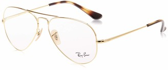 Ray-Ban Women's 0RX 6489 2500 55 Optical Frames