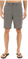 Billabong Crossfire X Mini Plaid Hybrid Shorts