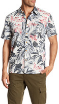 Lucky Brand Island Short Sleeve Regular Fit Shirt