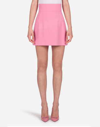 Dolce & Gabbana Cady Miniskirt