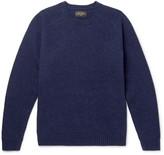 Beams Plus - Mélange Wool Sweater