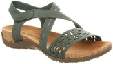 BearPaw Glenda Laser-Cut Footbed Sandal