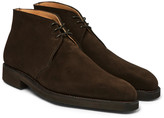 George Cleverley - Nathan Suede Desert Boots