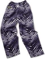 Men's Zubaz Baltimore Ravens Athletic Pants