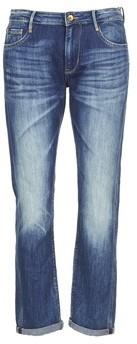Le Temps Des Cerises HERITAGE women's Boyfriend jeans in Blue