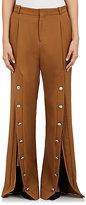 Y/Project Women's Cufflink-Vent Trousers