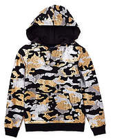 True Religion Metallic Camo Kids Hoodie