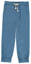 Hundred Pieces Sale - Chambray Trousers
