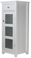 Elegant Home Fashions Connor Floor Cabinet with One Door