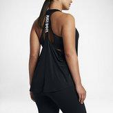 Nike Dry Women's Training Tank (Plus Size 1X-3X)